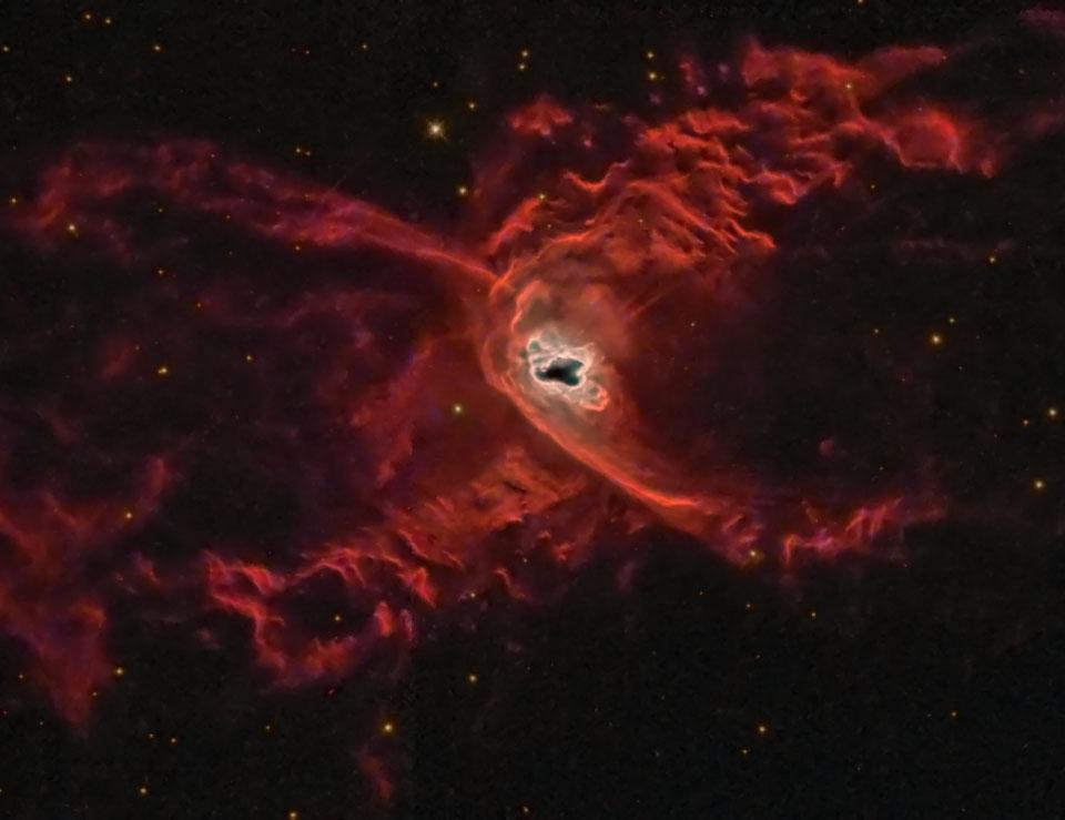 red spider nebula - photo #1