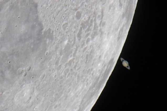 The Moon's Saturn