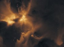 Central jets appear in Herbig-Haro object 24