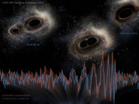 LIGO Detects Gravitational Waves from Merging Black Holes