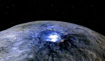 The brightest spot on Ceres