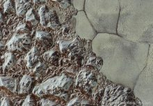 Pluto: From Mountains to Plains